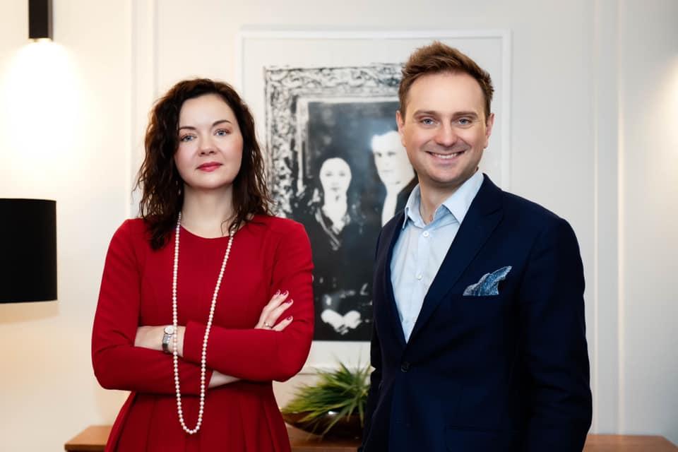 """Kiżuk & Michalska w magazynie """"Echo Szczecina"""""""