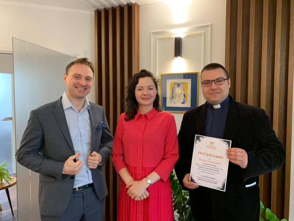 Fundacja Pełna Ciepła wspiera dzieci z Kazachstanu na Wielkanoc