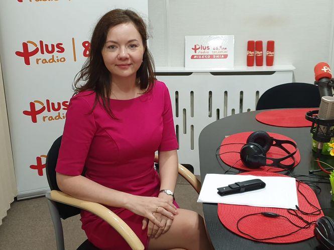 Katarzyna Michalska gościem Radia Plus Szczecin!